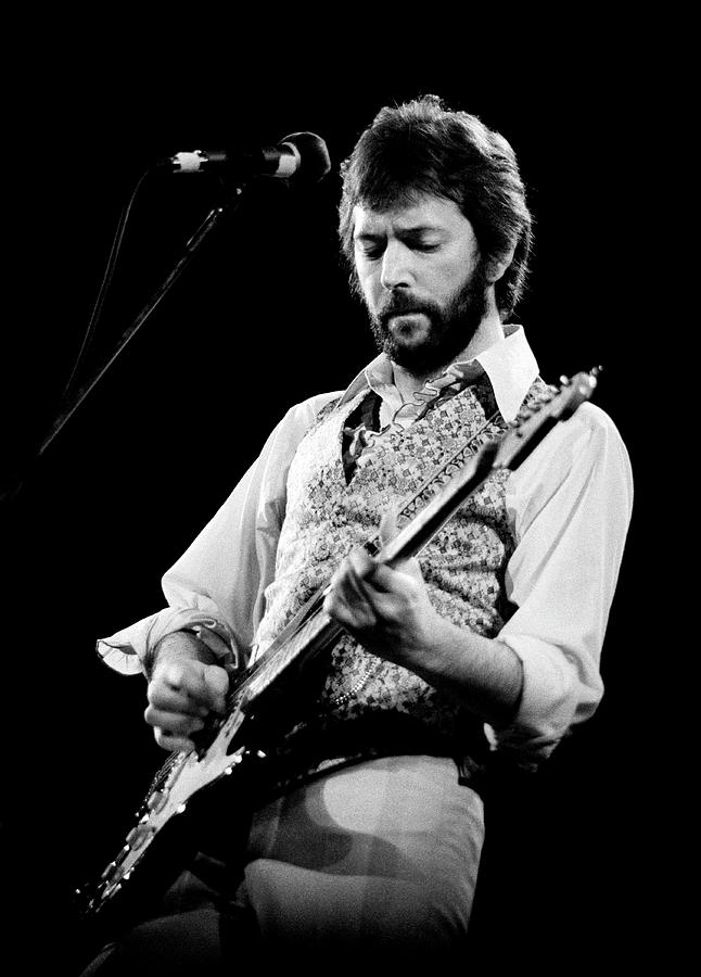 Eric Clapton 1977 bo 2 by Chris Walter