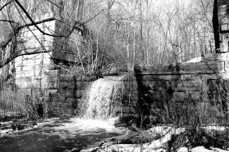 Water Fall Photograph - Erie Canal by Rachel Minniear