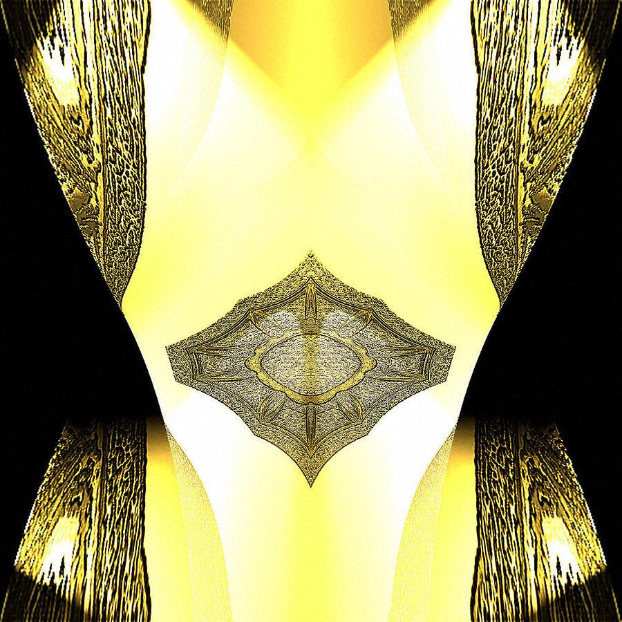 Digital Digital Art - Erleuchtet by Ilona Burchard