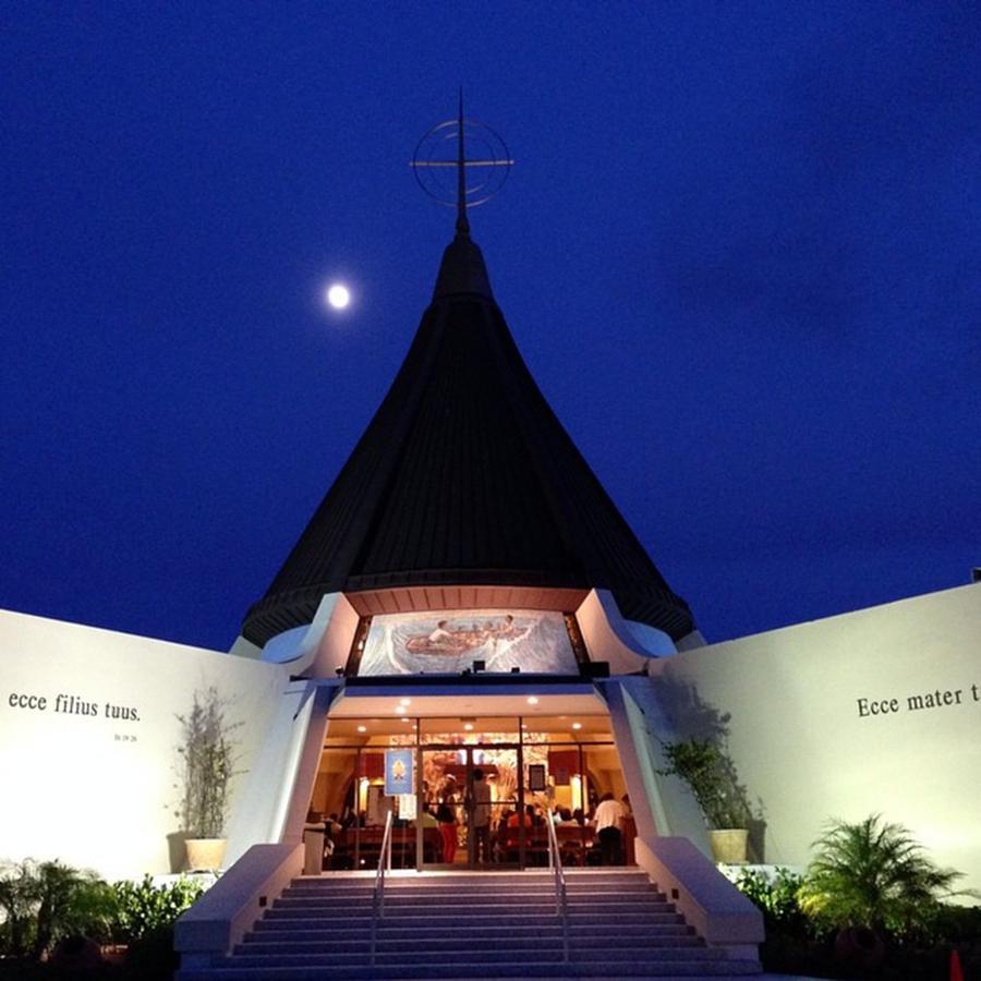 Miami Photograph - Ermita De La Caridad, Miami, Florida by Juan Silva
