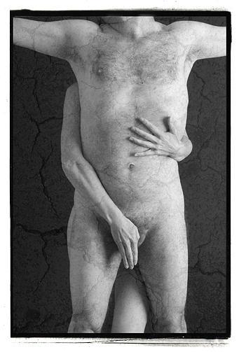 Nude Photograph - Eroticon 2 by Tomasz Sobieraj
