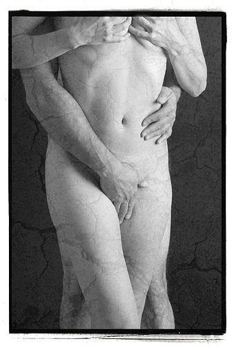 Nude Photograph - Eroticon 3 by Tomasz Sobieraj