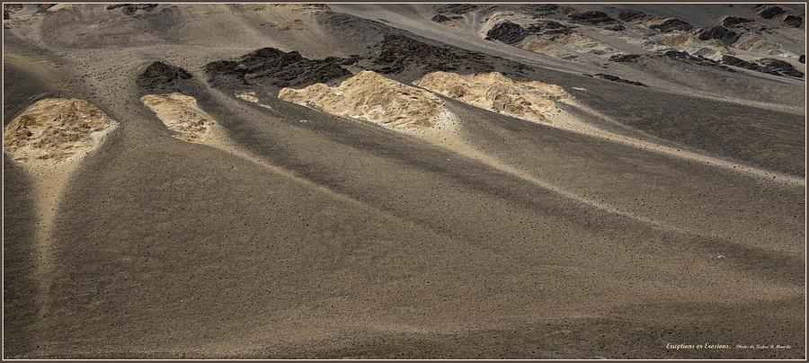 Landscape Photograph - Eruptions Or Erosion.. by Kedar Munshi