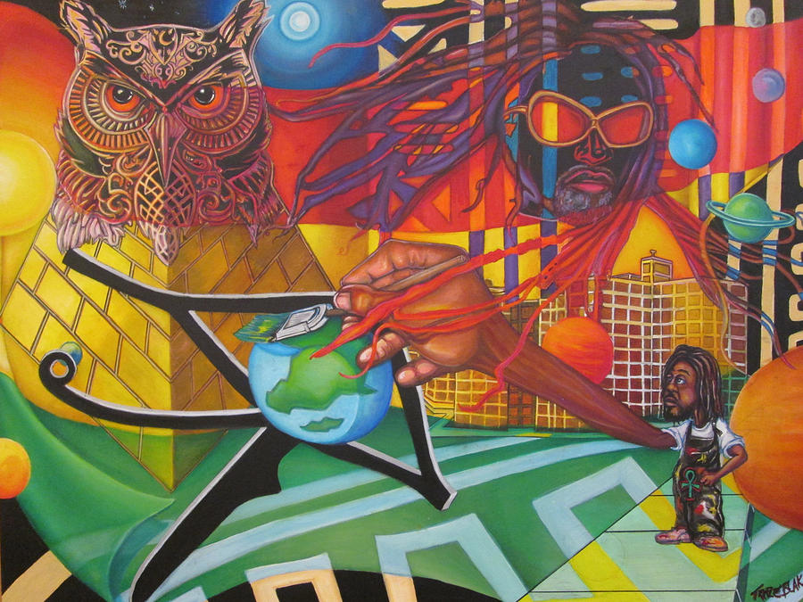 Escapism by Oscar Lester