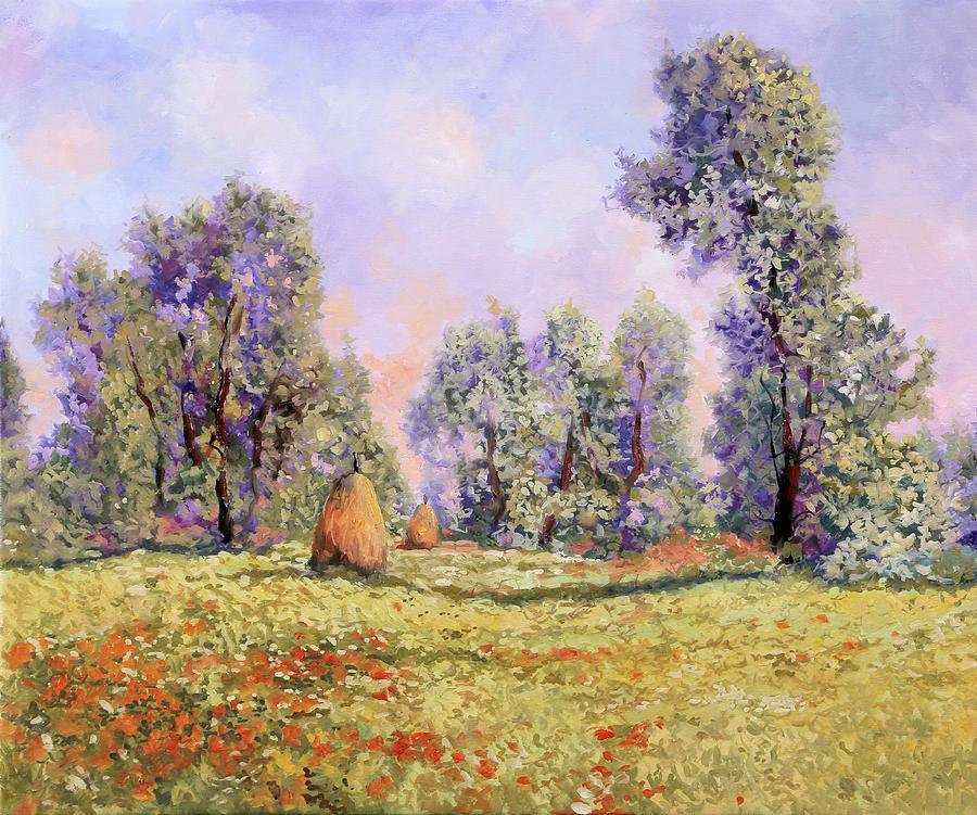 Esercizi Impressionisti Painting