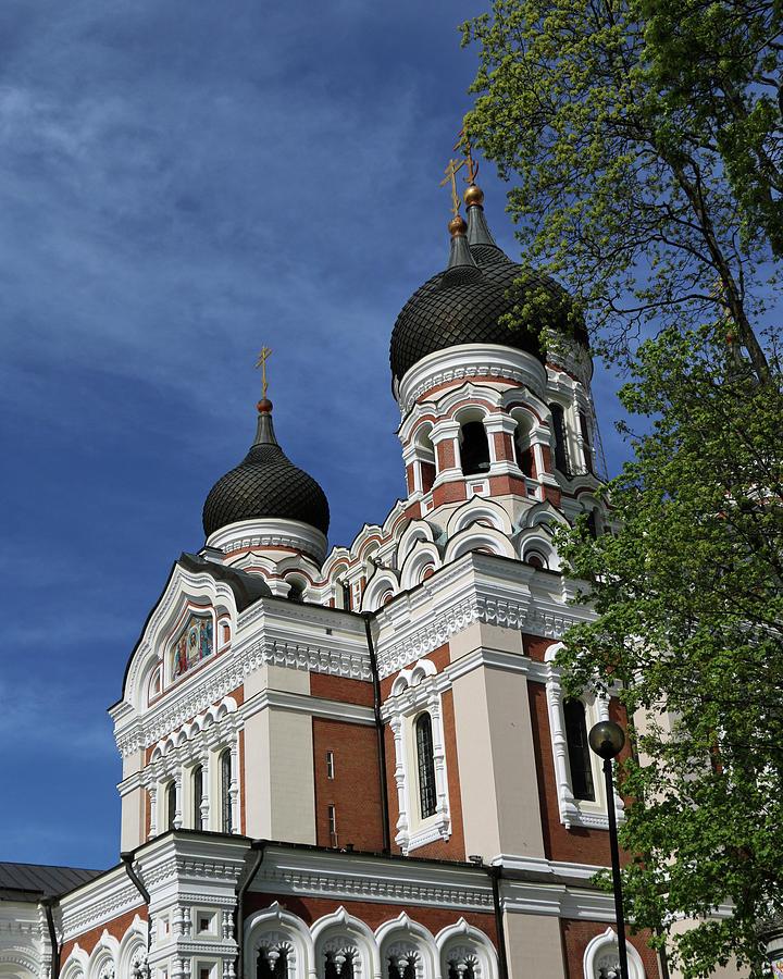Church Photograph - Estonia Church  by Lee Hart