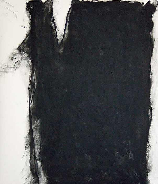 Abstract Expressionism Drawing - Estuary 57 by Doug Kinsey