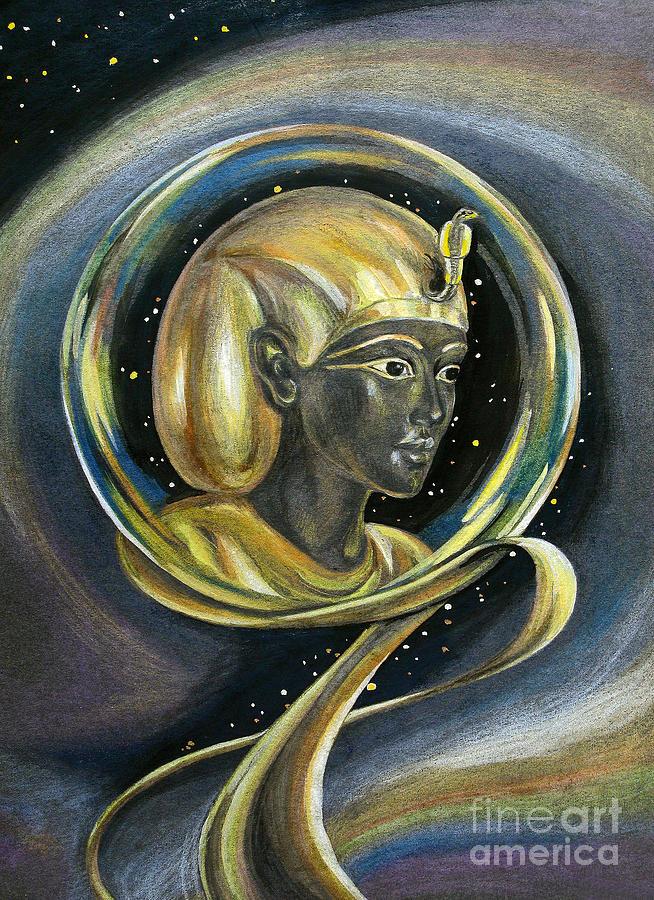 Eternal Egypt Painting by Stoyanka Ivanova