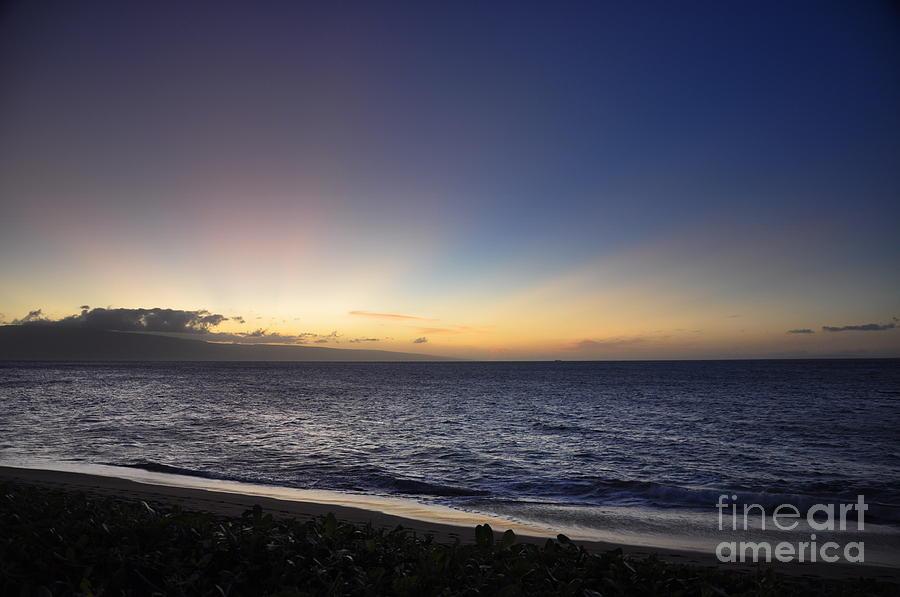 Maui Photograph - Eternal Light by Rosy Kueng