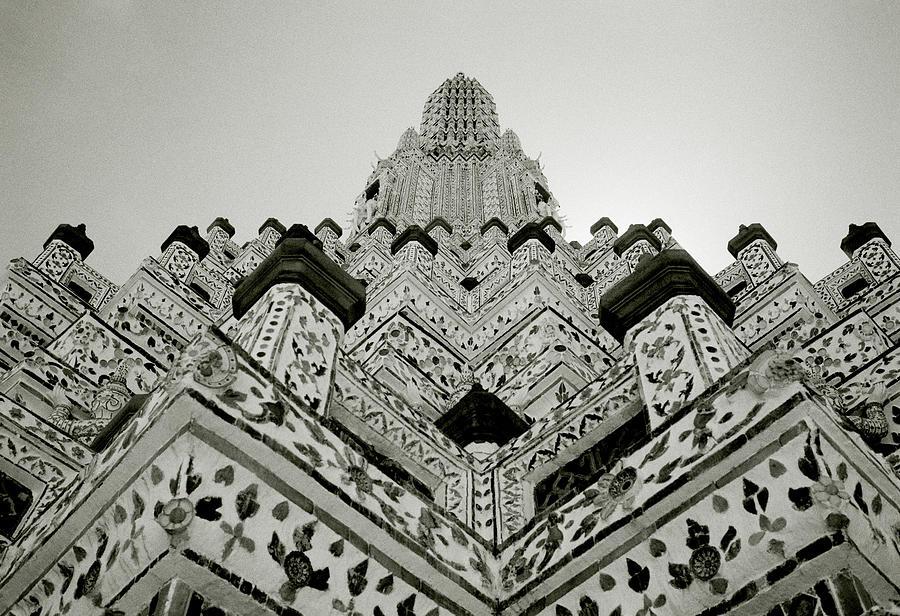 Ethereal Beauty Of Wat Arun by Shaun Higson