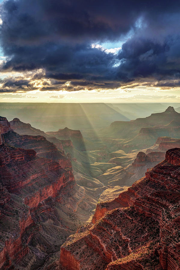 Ethereal Grand Canyon Photograph By Pierre Leclerc Photography