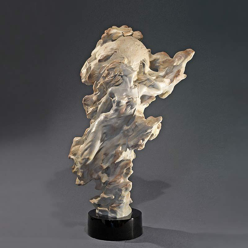 Women Sculpture - Ethereal by Jeff Hall