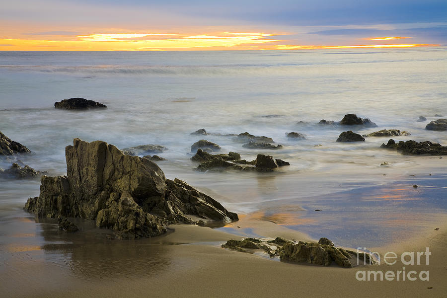 Beaches Photograph - Ethereal Seas by Greg Clure
