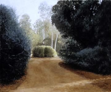 Eucalyptus Painting - Eucalyptus by Laura Wynne