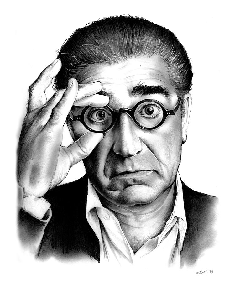 Eugene Levy Drawing