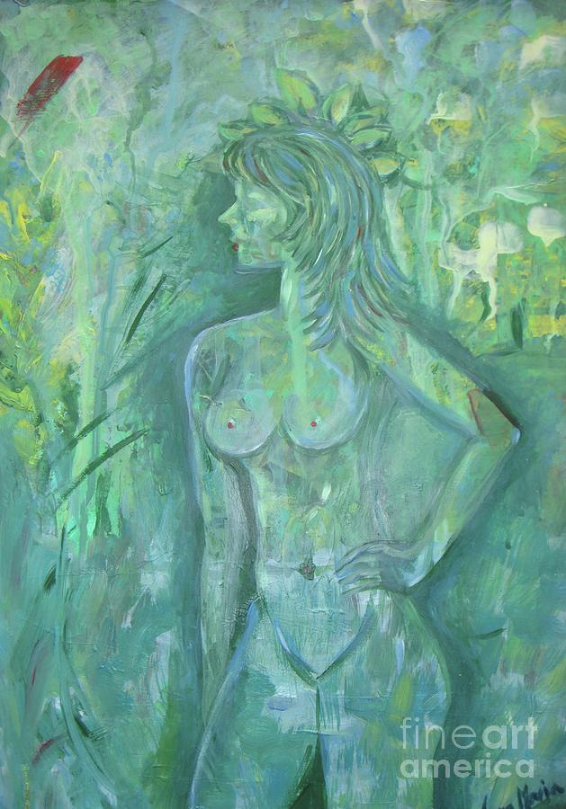 Eva Painting - Eva by Sara Maria