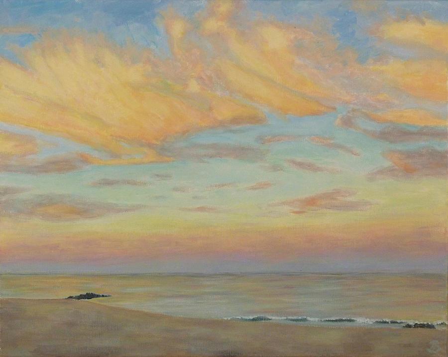 Evening by Joe Bergholm