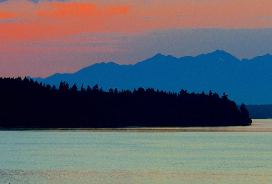Evening Layers by My Lens and Eye - Judy Mullan -