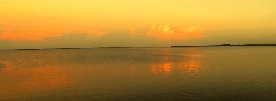Florida Photograph - Evening Shades by Ian  MacDonald