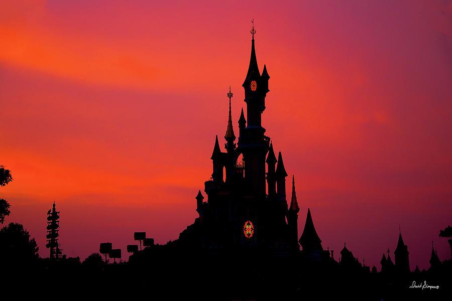 Evening Silhouette Photograph