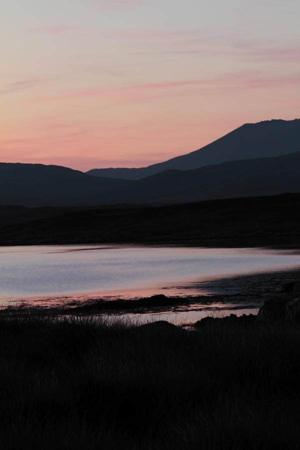Evening South Uist by Ian Sanders