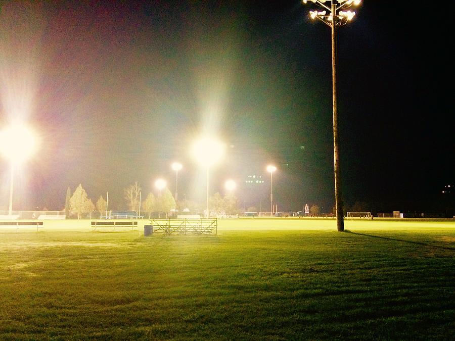 Evening Sports Photograph