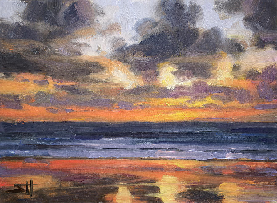 Eventide Painting