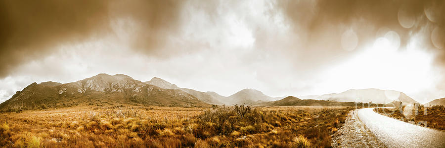 Landscape Photograph - Ever Expansive Tasmania by Jorgo Photography - Wall Art Gallery