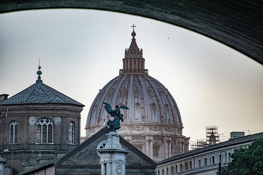 Italia Photograph - Ever Present by Joseph Yarbrough