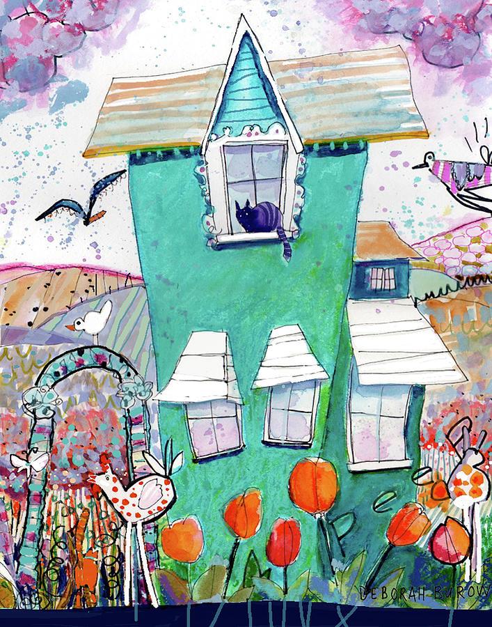 Everly by DEBORAH BUROW