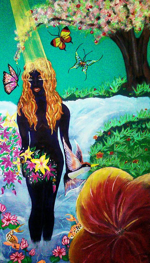 Eve's Garden by Kim Raine Johnson