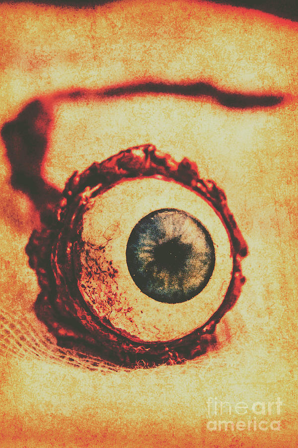Eye Photograph - Evil Eye by Jorgo Photography - Wall Art Gallery