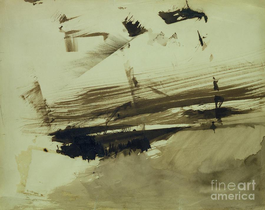 Victor Hugo Painting - Evocation Of An Island by Victor Hugo