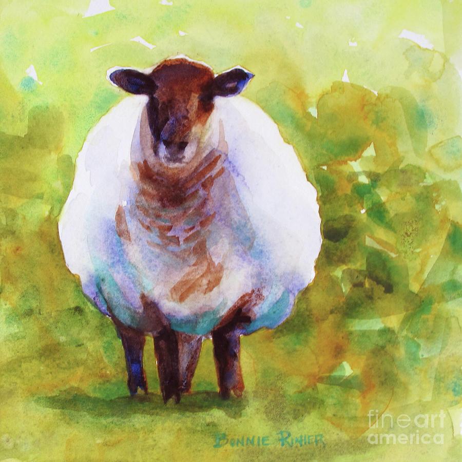Ewe Lookin at Me by BONNIE RINIER