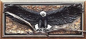 Eagle Relief - Excellence by Bill Mack