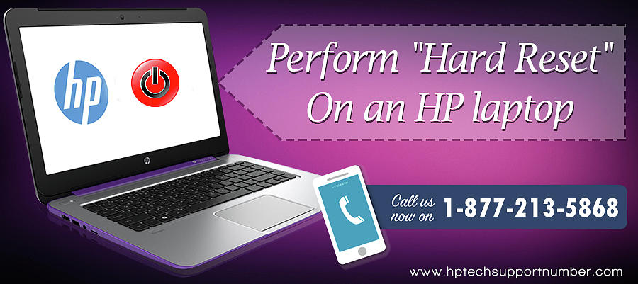 Execute Hard Reset On An Hp Laptop by HP Technical Support