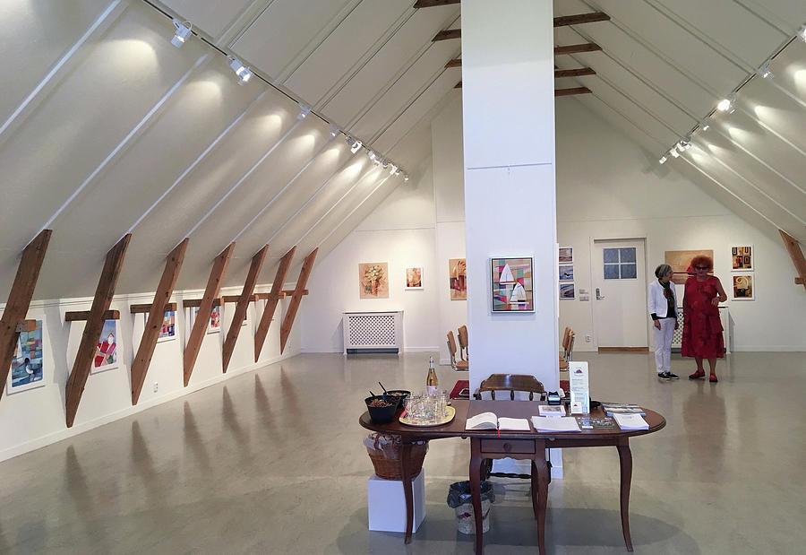 Exhibition by Lutz Baar