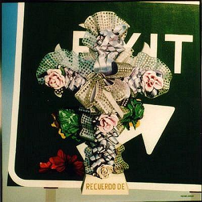 Hyperrealism Painting - Exit - Recuerdo De by Michael Earney