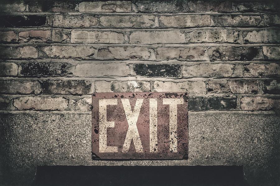 Exit Photograph