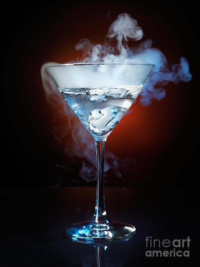 Drink Photograph - Exotic Drink by Oleksiy Maksymenko