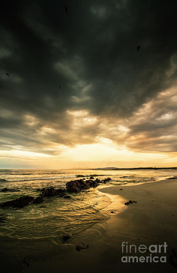 Exotic Seaside Sunrise Photograph by Jorgo Photography - Wall Art ...