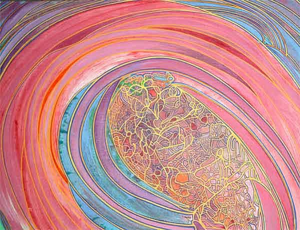 Expansion Painting - Expansion And Opportunities by Lao Dan