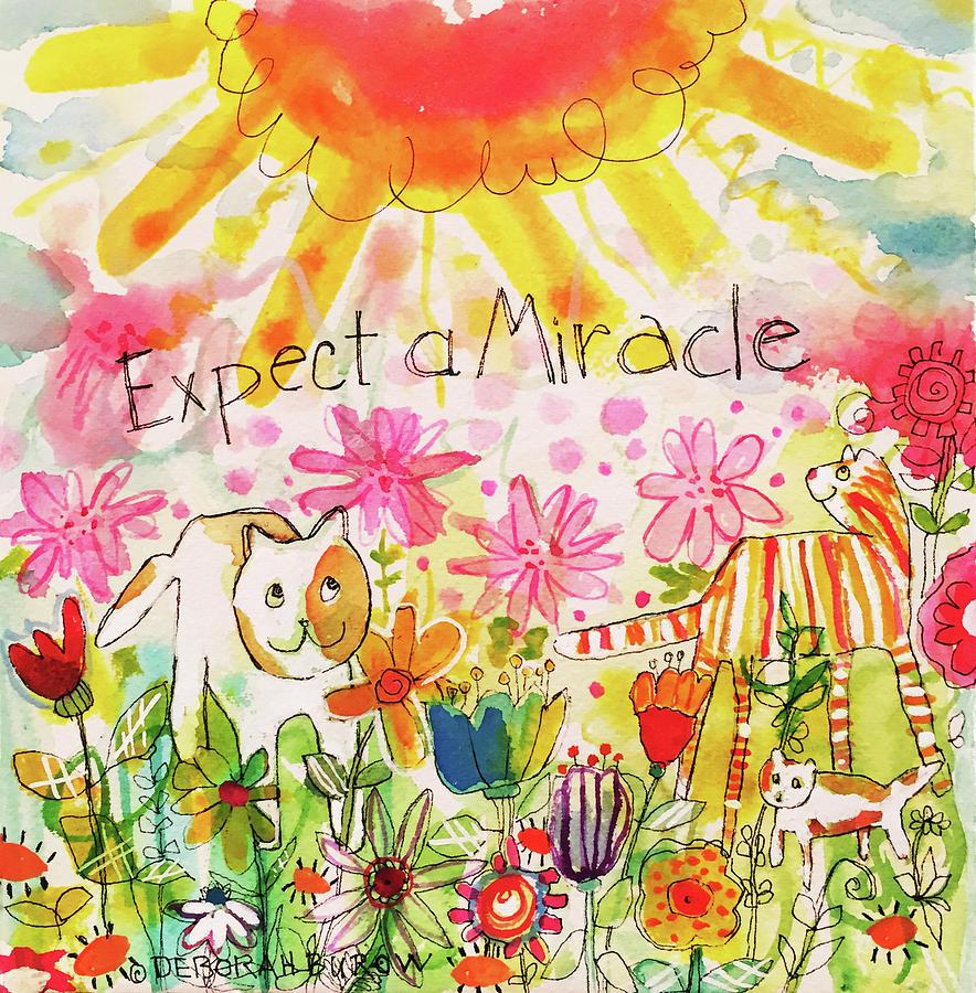 Expect a Miracle by DEBORAH BUROW