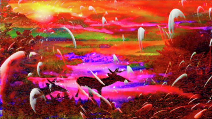Exploring Fantasies Digital Art