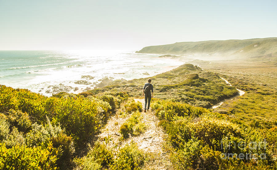 Tasmania Photograph - Exploring The West Coast Of Tasmania by Jorgo Photography - Wall Art Gallery