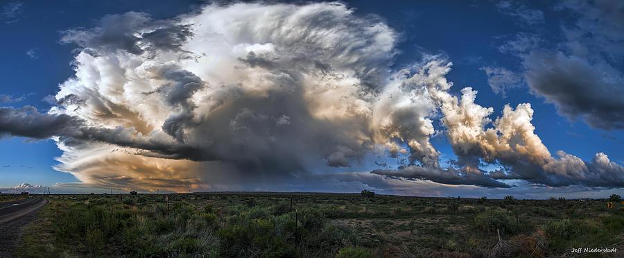 Explosion by Jeff Niederstadt