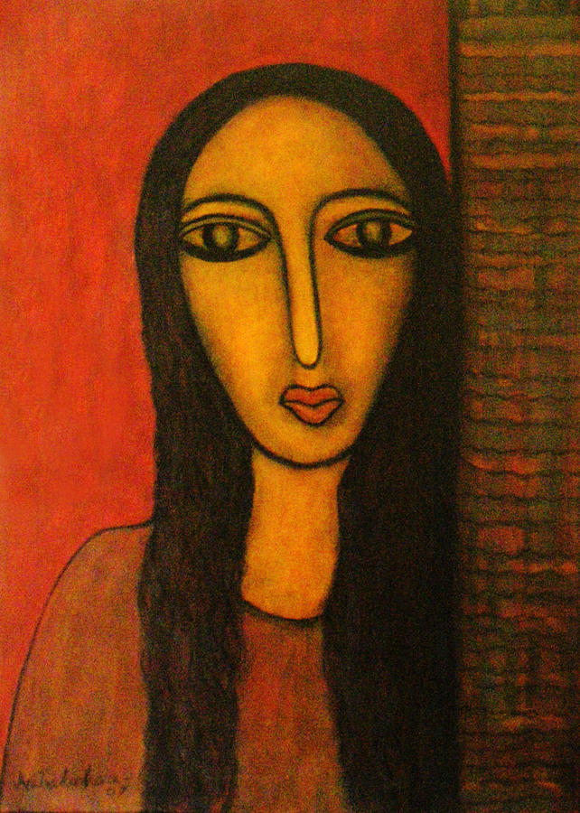 Painting Painting - Exposure by Nabakishore Chanda