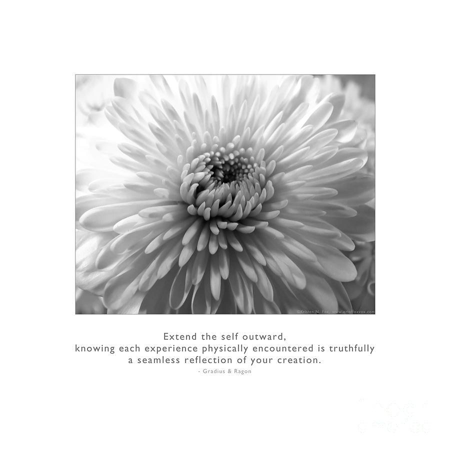 Extend the Self Outward by Kristen Fox