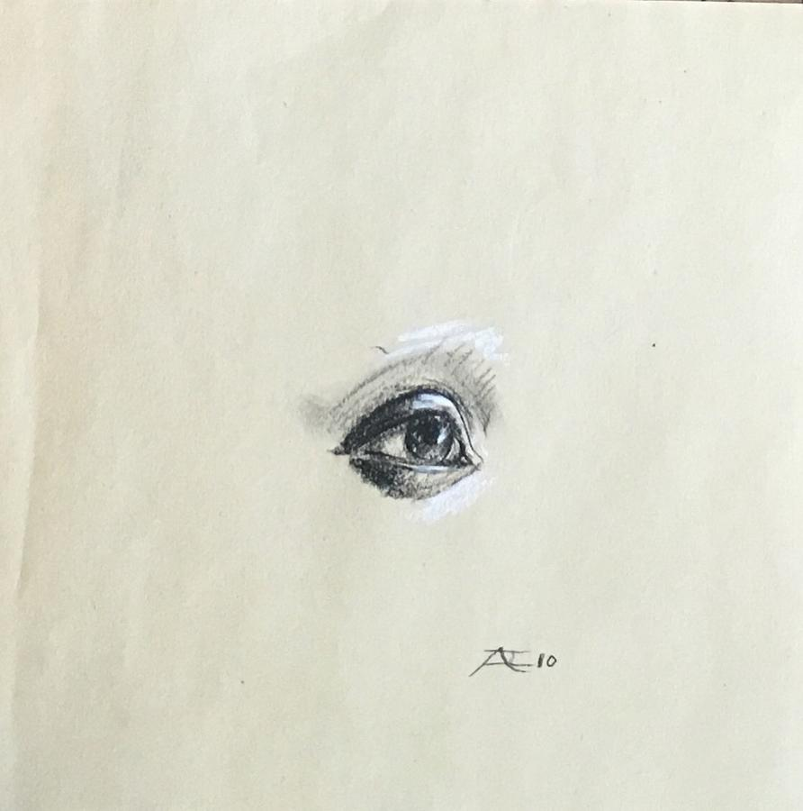 Eye from life by Alejandro Lopez-Tasso
