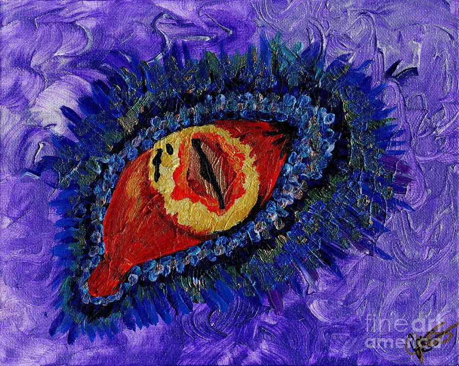Eye of the Dragon by Julia Stubbe